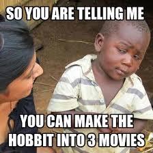 What Is Internet Meme - hobbit memes michelle markey butler
