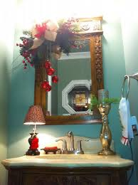 Home Decor For Christmas Amazing Christmas Bathroom Decoration Ideas