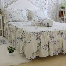 girls frilly bedding romantic ruffle bedding set twin full queen king floral