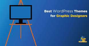 best wordpress themes for graphic designers hostgator blog