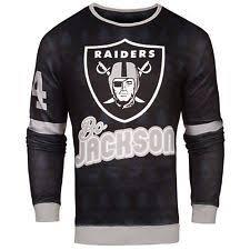 oakland raiders nfl sweaters ebay