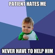 Patient Meme - crazy rxman funny sunday pharmacy memes part 1
