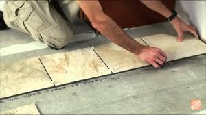 Lay Floor Tiles Installing Ceramic And Porcelain Floor Tile Step 2 Test The