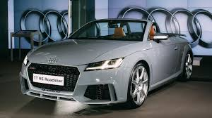 audi convertible 2016 audi reveals new tt rs roadster and r8 v10 spyder auto trader uk