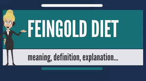 what is feingold diet what does feingold diet mean feingold diet