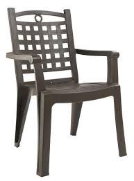 chaises grosfillex grosfillex chaise bronze bora