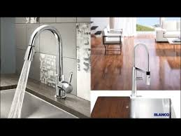 How To Choose A Kitchen Faucet How To Install A Blanco Faucet Youtube