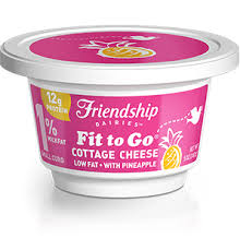 Low Calorie Cottage Cheese by 1 Lowfat Cottage Cheese Friendship Dairies