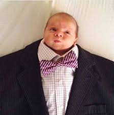 Baby Suit Meme - baby suiting is the latest hilarious thing to do with a tiny human