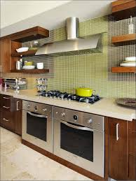 Green Tile Kitchen Backsplash by Kitchen Stone Backsplash Ideas Stone Kitchen Backsplash Kitchen