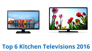 Under The Cabinet Tv Dvd Combo by 6 Best Kitchen Televisions 2016 Youtube