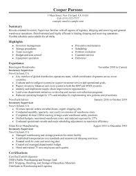 sample resume logistics senior logistic management resume