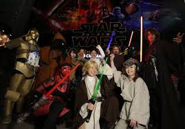 what to get a star wars fan star wars fans turn out in force for first showings the japan times