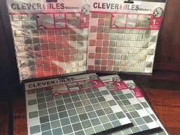 Tile Stickers by Clever Tiles Stickers In Gillingham Kent Gumtree