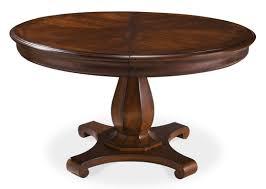 imposing ideas round dining tables stylish inspiration art margaux