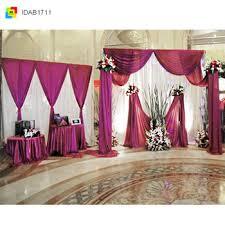 wedding backdrop curtains for sale ida hot sale wedding backdrop curtain high quality wedding