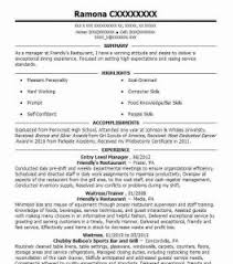Entry Level Resume Template Download Download Sample Entry Level Resume Templates