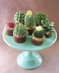 art design diy cake cooking sculptures cactus top post baker