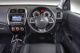 mitsubishi crossover interior 2016 mitsubishi asx interior specs and review images 3692