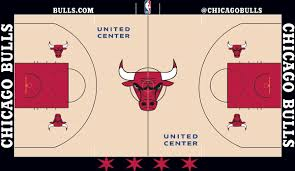 City Of Chicago Flag Meaning Chicago Bulls Unveil New Court Design Chicago Bulls