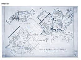 Wayne Home Floor Plans See The Floor Plans From Famous Sitcoms