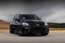 mercedes ml 65 amg images of mercedes ml63 amg inferno released by topcar