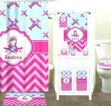 shower curtains at kohls a airplane theme for girls shower curtain personalized hummingbird shower curtain bathroom