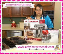 Kitchenaid Classic Mixer by Kitchenaid Stand Mixer Classic Plus 4 5 Quart Mixer Unboxing