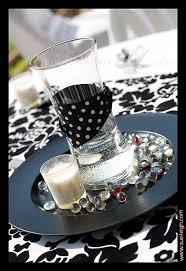 black and white centerpieces black white centerpiece ideas