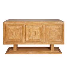credenza table antwerp wood credenza modern furniture jonathan adler