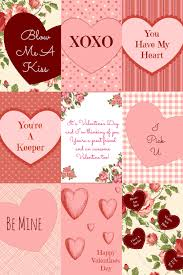 free valentines cards free s day card printables