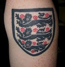celebrity tattoo art sport tattoos england football tattoo
