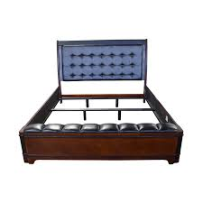 Used King Bed Frame 56 Ethan Allen Ethan Allen Sleigh Bed Beds