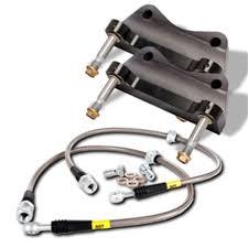 lexus is300 brake kit stoptech 83 517 4600 51 stoptech big brake kit fits 01 05 is300