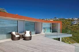 Modern Deck Furniture by Modern Outdoor Wood Furniture Idea Landscaping Gardening Ideas