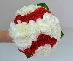 theme wedding bouquets baseball theme wedding gown baseball bridesmaid bouquet by