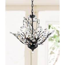 Adirondack Chandeliers Astoria Grand Wallenstein Leaves 4 Light Led Mini Chandelier
