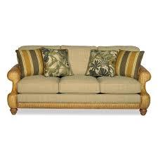 egan sofa w reversible chaise 720900 coastal sofa sleeper with memfoam mattress by hickorycraft