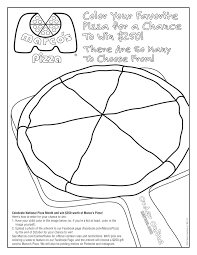 marco u0027s pizza coloring contest rules