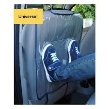 housse siege avant voiture protège dossier siège avant voiture en pvc protection protège siège