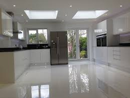 gloss kitchen floor tiles best kitchen designs
