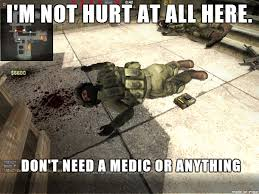 Counter Strike Memes - sargent sarcasm my attempt at a counter strike meme meme on imgur