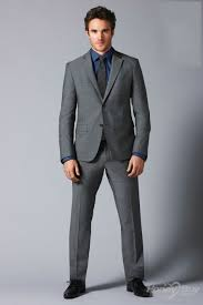 suits for a wedding buttons notch lapel grey suits for wedding groom 1 4035628856948360 jpg