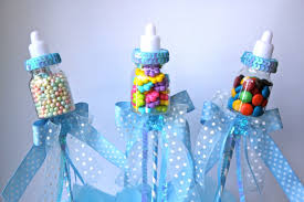baby shower bottle favors 101 easy to make baby shower centerpieces baby bottles baby