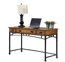 amazon com home styles modern craftsman executive desk kitchen