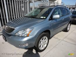 lexus rx 350 for sale 2009 2009 lexus rx 350 awd in breakwater blue metallic 130583