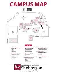 University Of Wisconsin Campus Map by Office Map U0026 Directions U2013 Sheboygan County