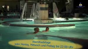 Therme Bad Europa Therme Bad Füssing Youtube