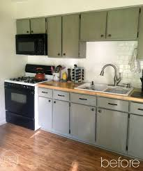best paint to redo kitchen cabinets why i chose to reface my kitchen cabinets rather than paint