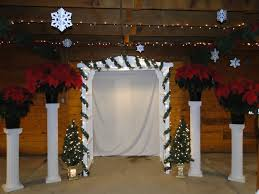 wedding arch lights rent a white rectangular arch for your wedding at all seasons rent all